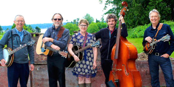 The Bowker Creek Band will be at Bluegrass in the Spring