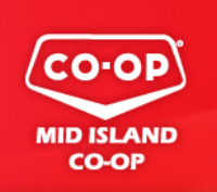 Ad for Mid Island C0-op