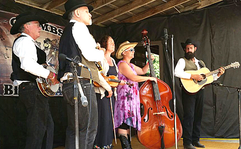 Scount Mountain Bluegrass Band